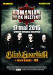 S-au pus in vanzare biletele la Romanian Rock Meeting 2015