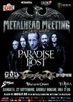 Paradise Lost si Finntroll canta la METALHEAD Meeting 2014 Bis