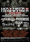 November To Dismember Metal Fest 2014