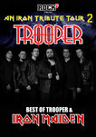 Concert Trooper in Club Daos Timisoara