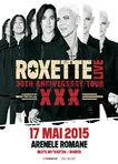 ROXETTE revine la Bucuresti