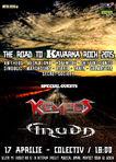 Kempes si Truda canta pe 17 aprilie la Colectiv la The Road To Kavarna Rock