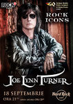 Joe Lynn Turner, vocea Rainbow, Deep Purple si Yngwie Malmstee pe 18 Septembrie in Bucuresti