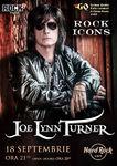 Joe Lynn Turner, vocea Rainbow, Deep Purple si Yngwie Malmstee pe 18 Septembrie in Bucuresti