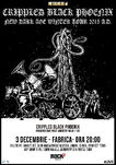 CRIPPLED BLACK PHOENIX (prog post rock - UK) canta in premiera la Bucuresti