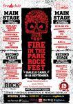 Fire In The Park Rock Fest la Halele Carol, cu Bucovina, IPR, OCS, VdV si multi altii