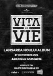 Vita de Vie lanseaza pe 29 octombrie noul album!
