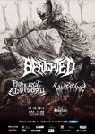 Benighted, Parental Advisory si Malpraxis in concert la Bucuresti