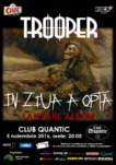 TROOPER lanseaza noul album 'In ziua a opta'