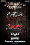 Obituary, Exodus si Prong in concert la Bucuresti
