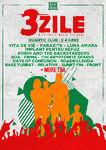 3ZILE. A FRIENDLY MUSIC FESTIVAL va avea loc in perioada 2-4 iunie