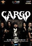 CARGO concerteaza la Hard Rock Cafe in data de 4 mai