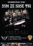 Syn Ze Sase Tri concerteaza la Ramnicu Valcea pe 21 mai