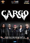 Concert Cargo in Hard Rock Cafe din Bucuresti pe 25 aprilie 2019