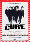 Concert The Cure si God is an Astronaut pe 22 Iulie in Piata Constitutiei
