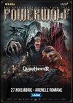 Powerwolf si Gloryhammer pe 27 Noiembrie la Arenele Romane