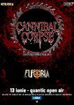 Concert Cannibal Corpse pe 13 Iunie in Quantic din Bucuresti
