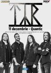 TYR in Quantic din Bucuresti pe 11 Decembrie