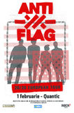 ANTI-FLAG canta pe 1 februarie in Club Quantic