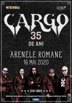 CARGO 35 de ani - Show Aniversar la Arenele Romane