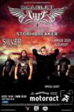 Bucuresti: Scarlet Aura - Lansare Stormbreaker la Silver Church