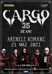 CARGO 35 de ani - Show Aniversar pe 21 mai 2021