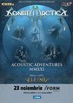 Sonata Arctica pe 23 noiembrie la /FORM Space