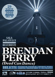 Brendan Perry (Dead Can Dance) in concert la Bucuresti