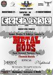 Concert tribut Nightwish cu Elendil in VHR Pub Targu Mures