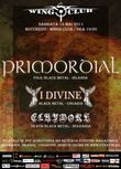 Concert Primordial in Wings Club