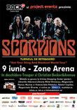 Concert Scorpions la Zone Arena din Bucuresti