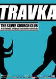 Afis Concert Travka la Silver Church