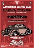 Concert Karma To Burn in Club Fabrica din Bucuresti