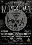 Concert de lansare MEDIOCRACY in Club Fabrica