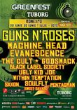 ROCK THE CITY 2012 la Romexpo: Concerte Guns N Roses, Machine Head si multi altii