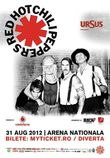 Poze Red Hot Chili Peppers concert Bucuresti 2012