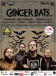 Cancer Bats: Concert la Bucuresti in club Fabrica