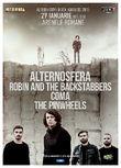 Alternosfera, RATB, Coma si The Pinwheels canta la Metalhead Alternative Rock Awards 2015