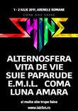 Shine Festival 2017: Primele nume confirmate la editia a patra !