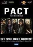 Concert PACT by Leo Iorga & Adi Ordean la Hard Rock Cafe