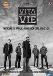 Concert Vita de Vie - Electric pe 19 aprilie la Hard Rock Cafe