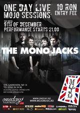 The Mono Jacks concerteaza in Club Mojo