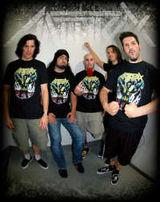 Concert Anthrax la Sonisphere Romania / Tuborg Green Fest