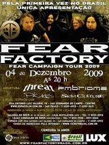 Filmari HQ cu Fear Factory din Sao Paolo