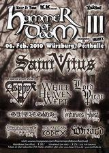 Asphyx confirmati pentru Hammer Of Doom 2010