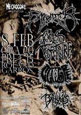 Concert Exhumer si Tools Of Torture la Cluj-Napoca