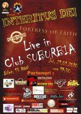 Concert Interitus Dei in Suburbia