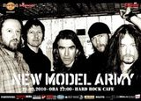 New Model Army in concert la Bucuresti