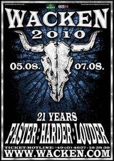 Eternal Legacy confirmati pentru Wacken 2010