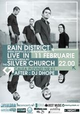 Concert Rain District in Silver Church